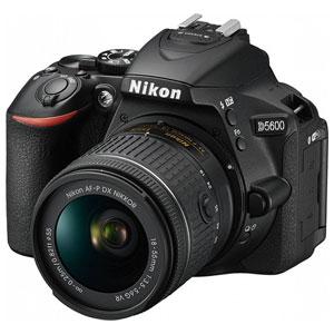 ニコン D5600 18-55 VR レンズキット