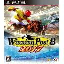 【封入特典付】【PS3】Winning Post 8 2017 【税込】 コーエーテクモゲームス [BLJM-61353]【返品種別B】【送料無料】【RCP】