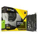 ZT-P10510A-10L ZOTAC PCI-Express 3.0 x16対応 グラフィックスボードZOTAC GeForce GTX 1050 Ti 4GB Mini [ZTP10510A10L]【返品種別B..