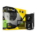 ZT-P10510B-10L ZOTAC PCI-Express 3.0 x16対応 グラフィックスボードZOTAC GeForce GTX 1050 Ti 4GB OC [ZTP10510B10L]【返品種別B】