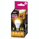 CM-A40GML【税込】 ドウシシャ LED電球 小形電球形 456lm(電球色相当) DOSHISHA Luminous(ルミナス) [CMA40GML]【返品種別A】【RCP】