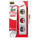 【3DS/DS】ポケットモンスター プッシュカードケース6 for ニンテンドー3DS モンスターボール 【税込】 ホリ [3DS-261]【返品種別B】【RCP】