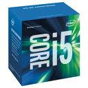 BX80677I57500【税込】 インテル Intel CPU Core i5-7500 BOX(Kaby Lake) 国内正規流通品 [BX80677I57...