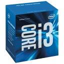 BX80677I37100【税込】 インテル Intel CPU Core i3-7100 BOX(Kaby Lake) 国内正規流通品 [BX80677I37...