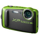 FFX-XP120LM【税込】 富士フイルム デジタルカメラ「XP120」(ライム) FUJIFILM FinePix XP120 [FFXXP120LM]【返品種別A】【送料無料】【RCP】