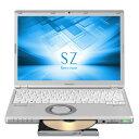 CF-SZ6JD3QR【税込】 パナソニック 12.1型 ノートパソコンLet's note SZシリーズ シルバー (Office Home&Business...