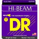 LHR-9 DR エレキギター弦(LITE&HEAVY .009-.046)HI-BEAMシリーズ DR Strings