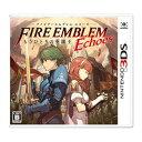 【封入特典付】【3DS】ファイアーエムブレム Echoes もうひとりの英雄王(通常版) 【税込】