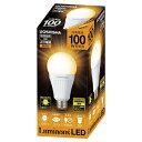 CM-A100GL【税込】 ドウシシャ LED電球 一般電球形 1567lm(電球色相当) DOSHISHA [CMA100GL]【返品種別A】【RCP】