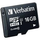 家電, AV, 相機 - MHCN16GJVZ2 バーベイタム microSDHCメモリーカード 16GB Class10