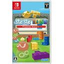 【Nintendo Switch】ぷよぷよテトリスS セガゲームス [HAC-P-BAACA NSWプヨプヨテトリス]【返品種別B】【送料無料】