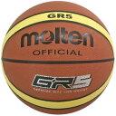 BGR5MY モルテン バスケットボール 5号球 (ゴム) Molten GR5 ジウジアーロ