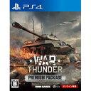【PS4】War Thunde...