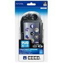 【PS Vita】Newプロテクトフレーム for PlayStation(R)Vita クリア 【税込】 ホリ [PSV-132]【返品種別B】【RCP】