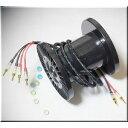 Q-10 signature Bi-wire 1.5M DHラボ 完成品スピーカーケーブル(1.5m・ペア)【バイワイヤ仕様】 DH LABS
