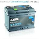 EA640-L2【税込】 EXIDE 欧州車用バッテリー PremiumEN [EA640L2]【返品種別A】【送料無料】【RCP】