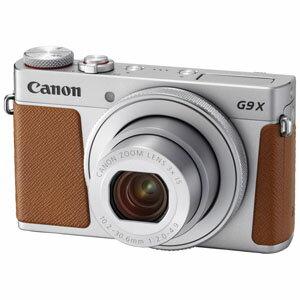 PSG9XMARK2(SL) キヤノン デジタルカメラ「PowerShot G9 X Mark II」(シルバー)