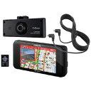 AR-41GA 500 セルスター GPS内蔵 レーダー探知機 + ドライブレコーダーセット CEL...