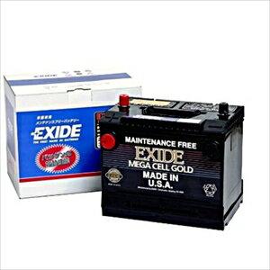 EX26R EXIDE 米国車用バッテリー【他商品との同時購入不可】 MEGA CELL GOLD [EX26Rエキサイド]【返品種別A】