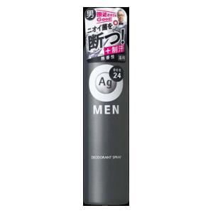 資生堂 エージーデオ24 メンズデオドラントスプレーN 無香性