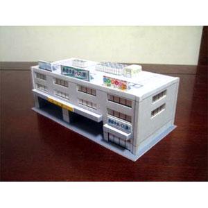 [鉄道模型]ジオワールド (N) 106 バス会社A 【税込】 [ジオワールド 106 バスガイシャA]【返品種別B】【RCP】