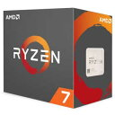 YD180XBCAEWOF【税込】 AMD AMD CPU 1800X(Ryzen 7) [YD180XBCAEWOF]【返品種別B】【送料無料】【RCP】