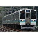 [鉄道模型]カトー KATO (Nゲージ) 10-1425 211系2000番台 長野色 6両セット