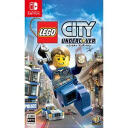 【Nintendo Switch】レゴ(R)シティ アンダーカバー 【税込】 ワーナー ブラザース ジャパン [HAC-P-ABM2C NSW LEGOシティアンダーカバー]【返品種別B】【送料無料】【RCP】