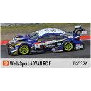 1/64 WedsSport ADVAN RC F No.19 SUPER GT 2014【BG532A】 【税込】 Bugzees [BG532A WedsS...