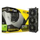ZT-P10800B-10P ZOTAC PCI-Express 3.0 x16対応 グラフィックスボードZOTAC GeForce GTX 1080 AMP Extreme [ZTP10800B10P]【返品種別B】