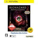 【PS Vita】バイオハザード リベレーションズ2 PlayStation Vita the Best カプコン VLJM-65010 【返品種別B】
