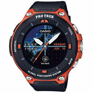 WSD-F20-RG カシオ Smart Outdoor Watch PROTREK Smart スマート アウトドア ウォッチ プロトレックスマート [WSDF20RG]【返品種別B】