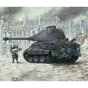 WWT ドイツ重戦車 キングタイガー(ポルシェ砲塔)【MENWWT-003】 モンモデル [MENWWT-003 ドイツジュウセンシャ キングタイガー]【返品種別B】
