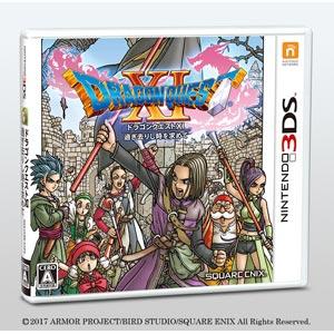 【3DS】ドラゴンクエストXI 過ぎ去りし時を求めて スクウェア・エニックス [CTR-P-BTZJ 3DSドラクエ11]