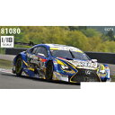 1/18 WedsSport ADVAN RC F GT500 Rd.2 Fuji No.19 BLUE/YELLOW【81080】 【税込】 EBBRO [エ...