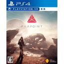 【封入特典付】【PS4】Farpoint(PlayStation VR専用) 【税込】 ソニー・インタラクティブエンタテインメント [PCJS-50020]【返品種別B】【送料無料】【RCP】