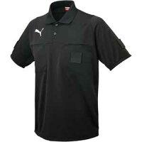 PAJ-903305-01-XL プーマ サッカー 審判ウェア(ブラック・XLサイズ) PUMA(プーマ) 半袖レフリーシャツの画像