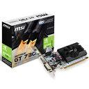 N730K-1GD5LP/OCV1【税込】 MSI PCI Express 2.0 x16対応 グラフィックスボードMSI N730K-1GD5LP/OCV1 [N730K1GD5LPOCV1]【返品種別B】【送料無料】【RCP】
