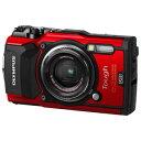 【500円クーポン9/26am1:59迄】TG-5-RED オリンパス デジタルカメラ「Tough TG-5」(レッド)