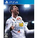 【PS4】FIFA 18(通常版) エレクトロニック・アーツ [PLJM-16046 PS4 FIFA18 ツウジョウ]