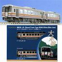 [鉄道模型]トミックス TOMIX (Nゲージ) 98035 JR キハ120 300形ディーゼルカー(大糸線)2両セット [トミックス 98035 キハ120 300オオイト]【返品種別B】