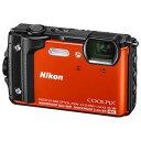 W300OR ニコン デジタルカメラ「COOLPIX W300」(オレンジ) [W300OR]【返品種別A】【送料無料】