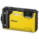 W300YW ニコン デジタルカメラ「COOLPIX W300」(イエロー) W300YW 【返品種別A】