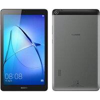 T3 7/BG02-W09A HUAWEI 7型タブレットパソコン MediaPad T3 7※Wi-Fiモデル スペースグレー [T37BG02W09A]【返品種別B】