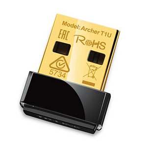 ARCHER T1U TP-Link 11ac対応 433Mbps 無線LAN USB子機 TPLINK ティーピーリンク