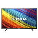 HJ43N3000 ハイセンス 43V型地上・BS・110度CSデジタル 4K対応 LED液晶テレビ (別売USB HDD録画対応) Hisense [HJ43N3000]【返品種別A】【送料無料】