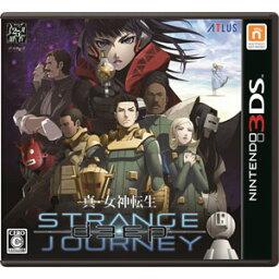 【3DS】真・女神転生 DEEP STRANGE JOURNEY 【税込】 アトラス [CTR-P-AJ9J 3DSメガテンディープ ツウジョウ]【返品種別B】【送料無料】【RCP】