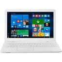 X541UA-W256G エイスース 15.6型ノートパソコン ASUS VivoBook X541UA ホワイト [X541UAW256G]【返品種別A】