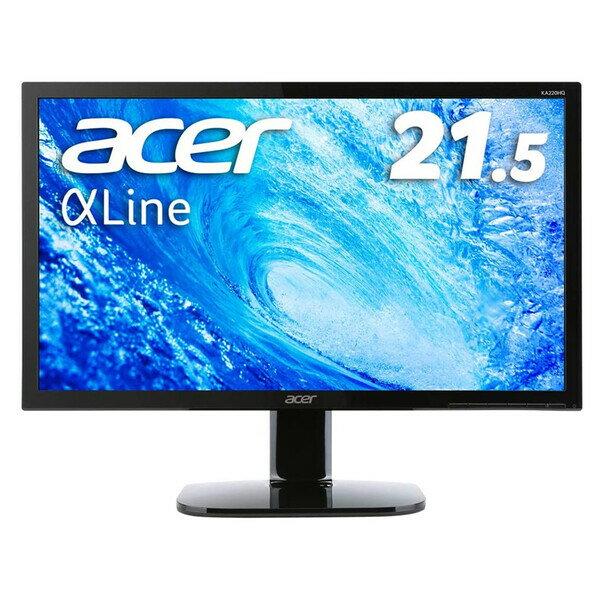 KA220HQBMIDX Acer(エイサー) 21.5型ワイド 液晶ディスプレイ※web限定品