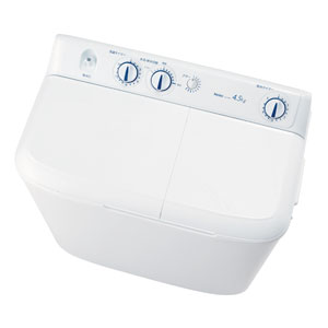 4.5Kg 二槽式洗濯機JW-W45E